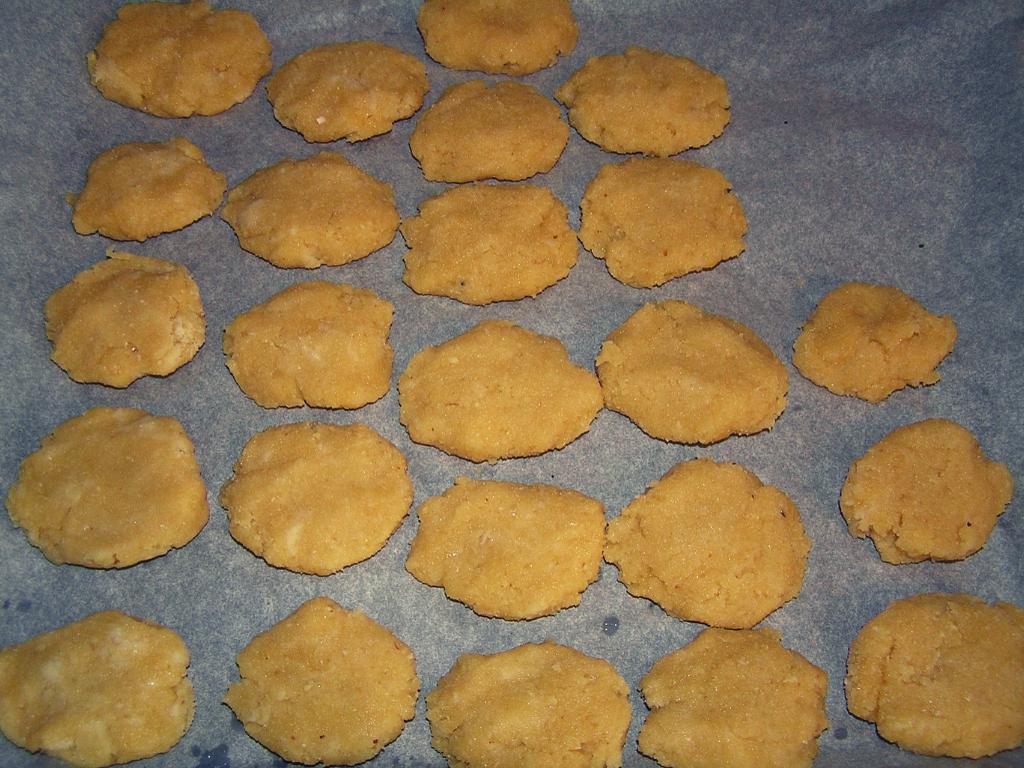 Миндальное печенье БГБК
