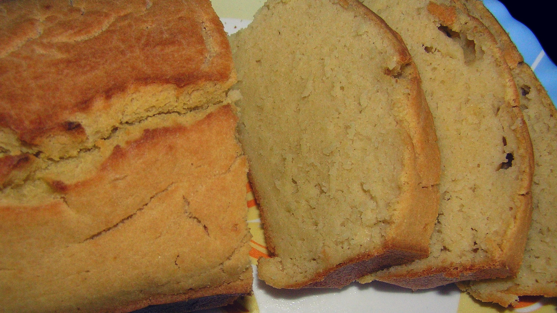 БГБК хлеб без дрожжей и без хлебопечки