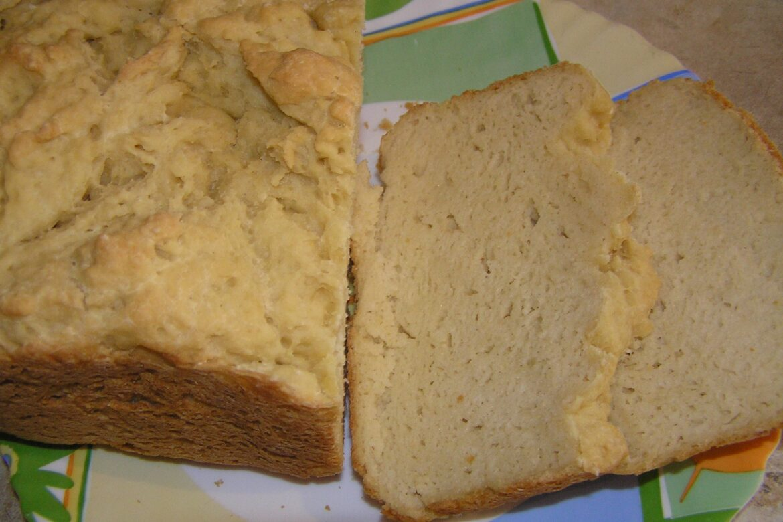 БГБК хлеб в хлебопечке